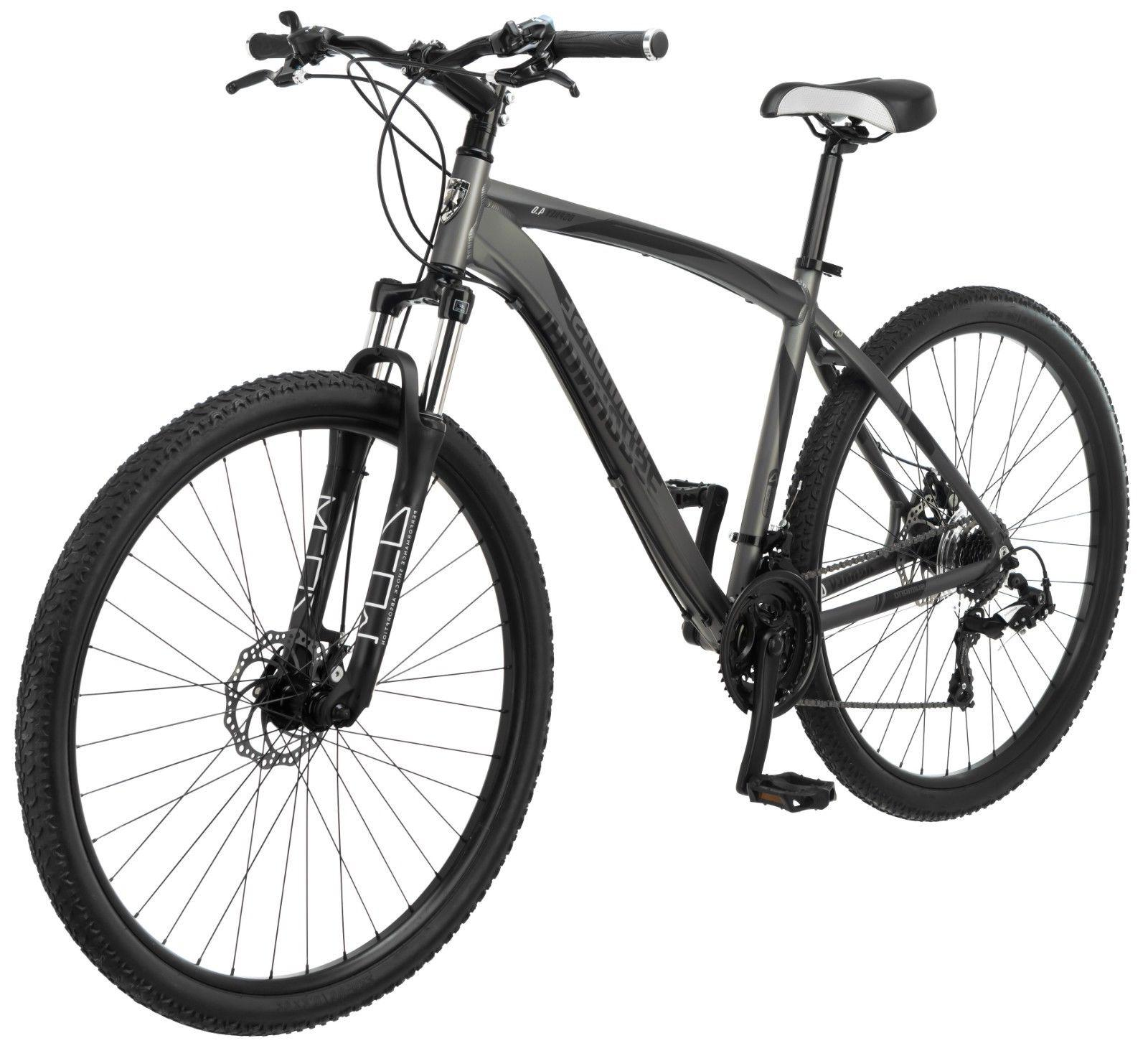 29 men s osprey mountain bike grey