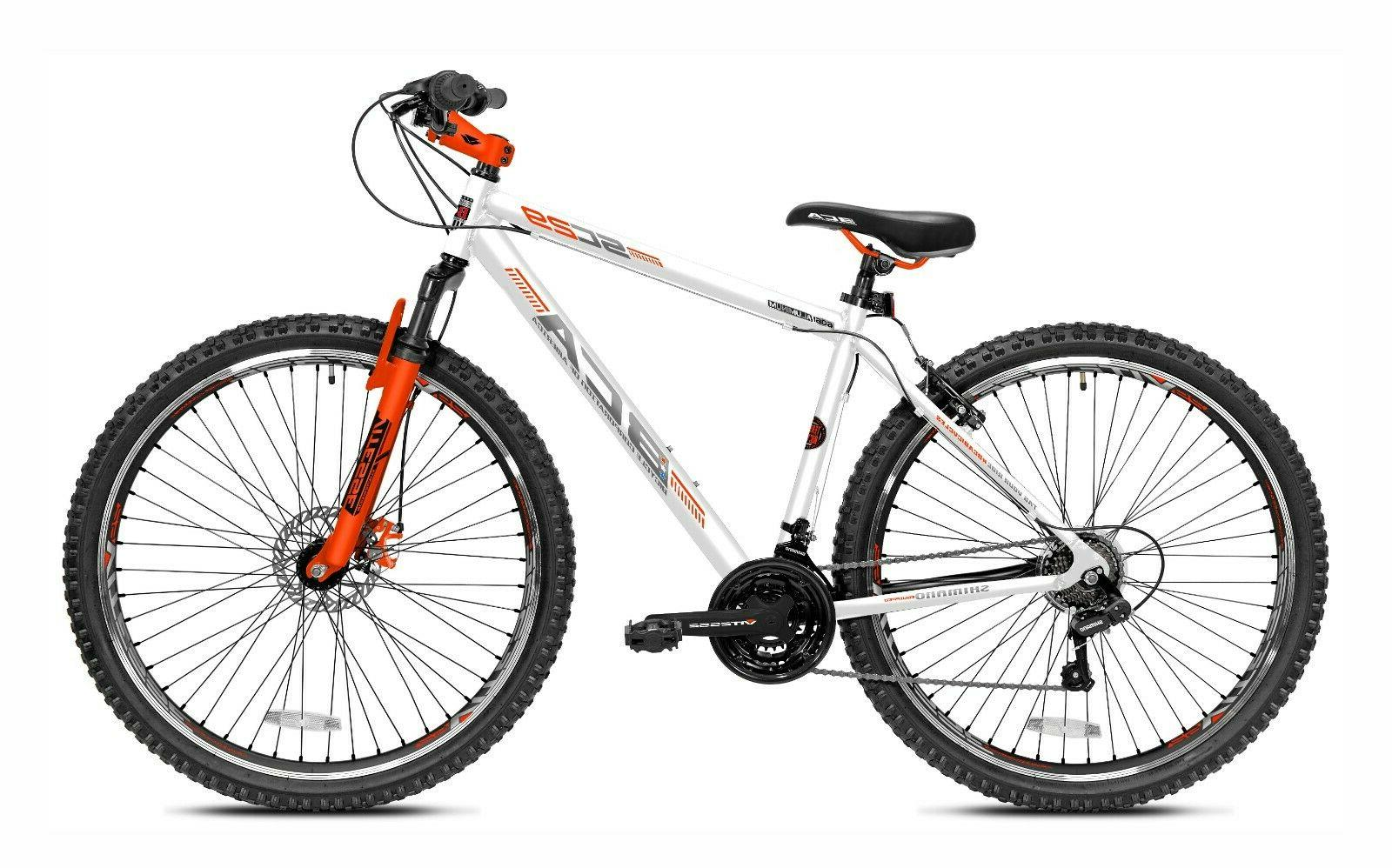 29 men s sc29 mountain bike white