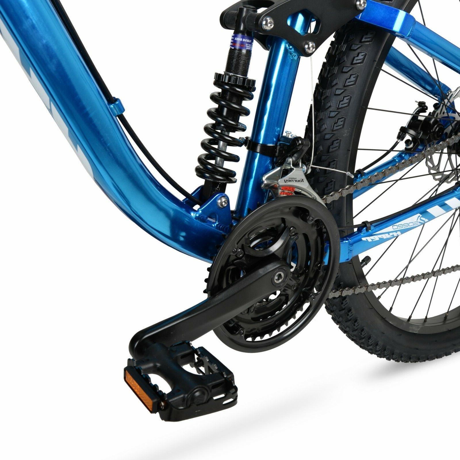 """Hyper 29"""" Ultra Lightweight Aluminum Mountain Bike"""