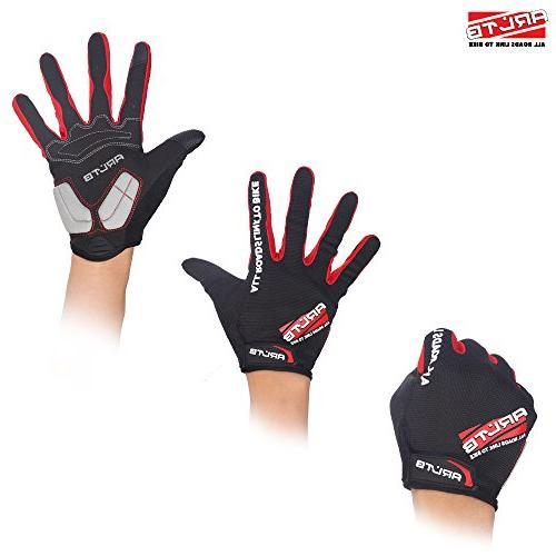 Arltb 3 Size Gloves Cycling Lightweight Bike Motorcycle Free BMX Lifting