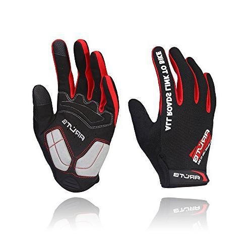 3 gloves bicycle cycling biking