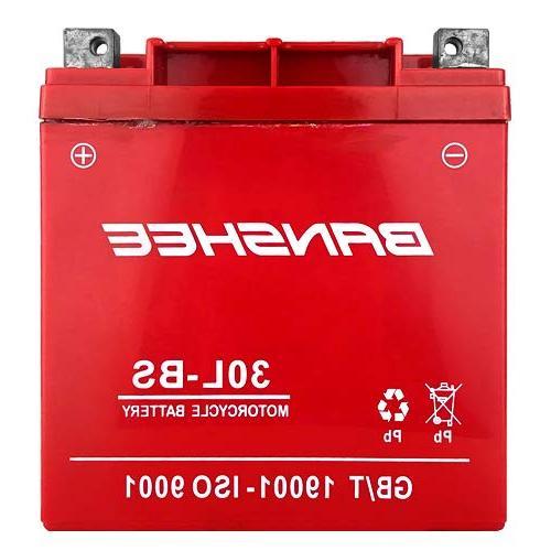 30L-BS Banshee Battery Qualifying 4 Year Warranty