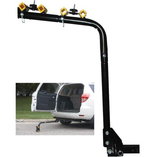 4 Bicycle Bike Rack Hitch Mount Carrier Car Swing Down SUV T