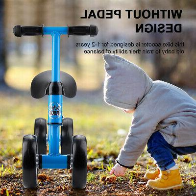 Kids Baby Toddler Balance Training Mini Bike Scooter Walker
