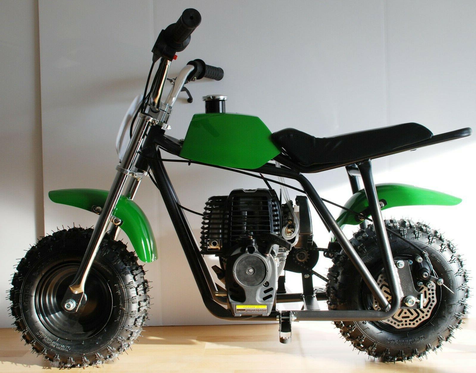 40cc Gas Bike - - old retro