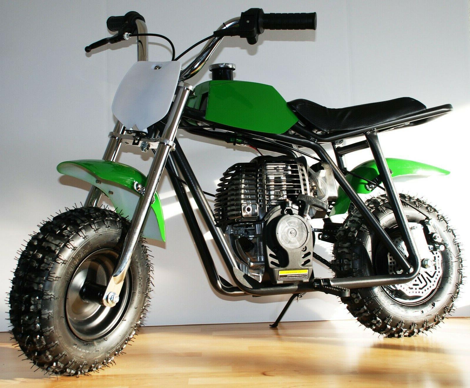 40cc Powered Bike 4 - old
