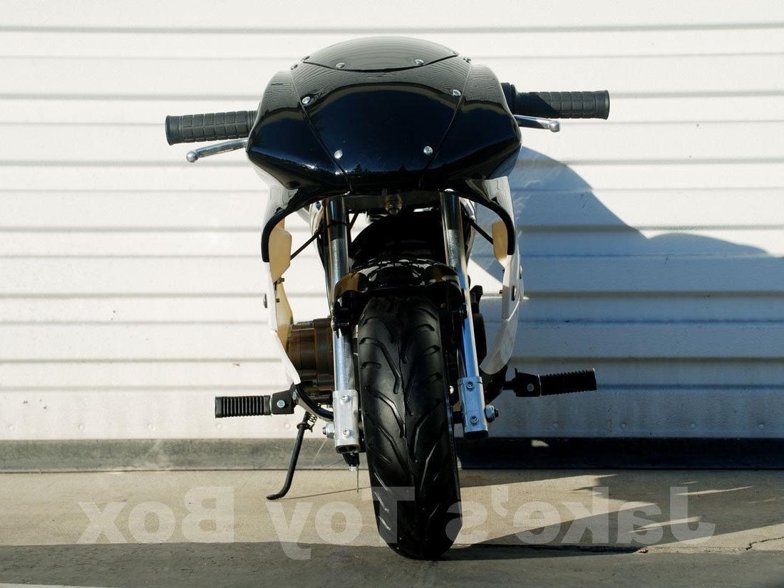 40cc Bike powered ninja kids -