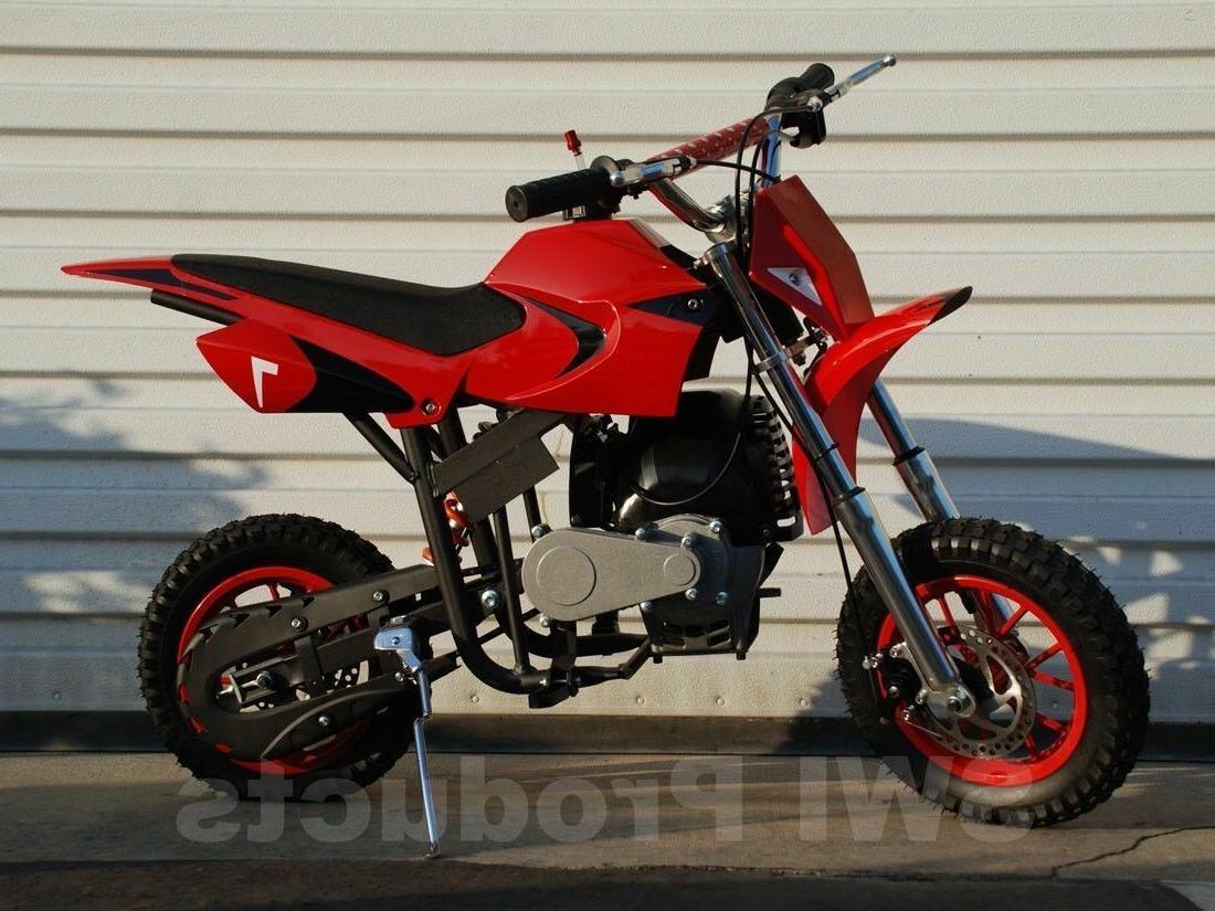40cc Gas Dirt Bike for