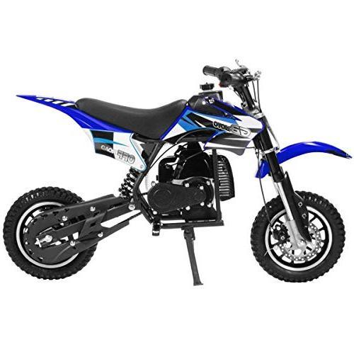 49CC 2-Stroke Gas Mini Dirt Bike,Pit Scooter