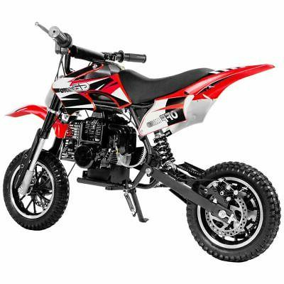 XtremepowerUS 49CC Power Pocket Dirt Bike Motorc