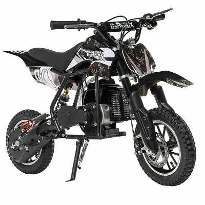 XtremepowerUS 49CC 2-Stroke Power Bike Dirt Off Motorc