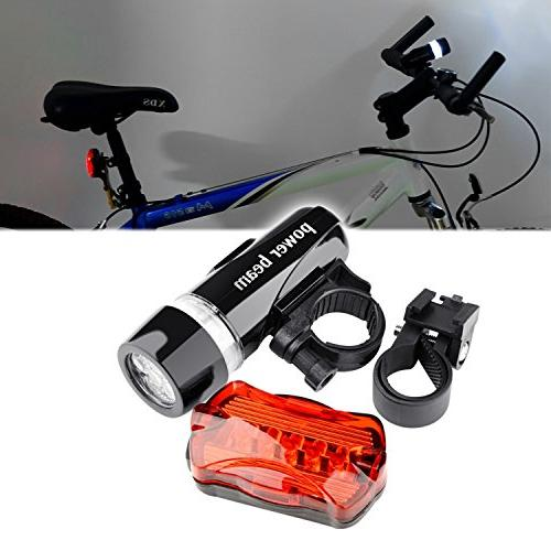 Insten Bicycle Light Flashlight