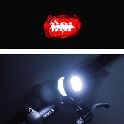 Insten Bike Light