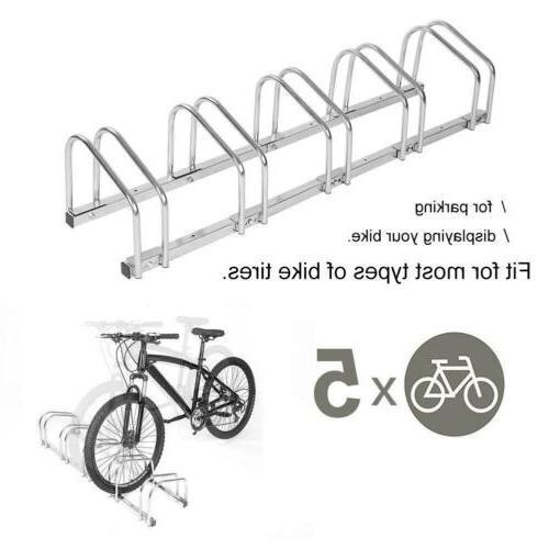 5 Racks Bicycle Storage Holder