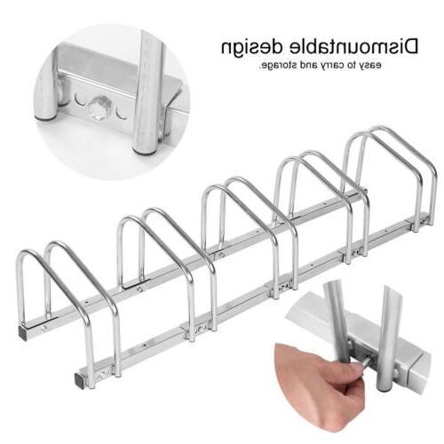 Bicycle Floor Storage Holder