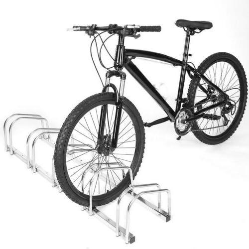 Bicycle Floor Parking Stand Storage