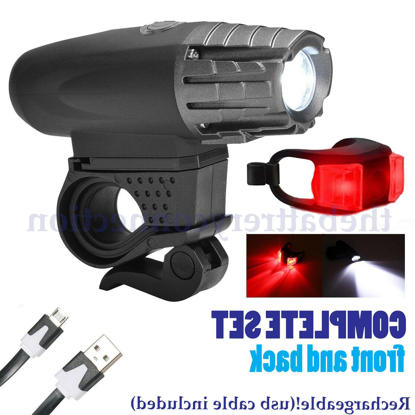5000 lumen 8 4v rechargeable cycling light