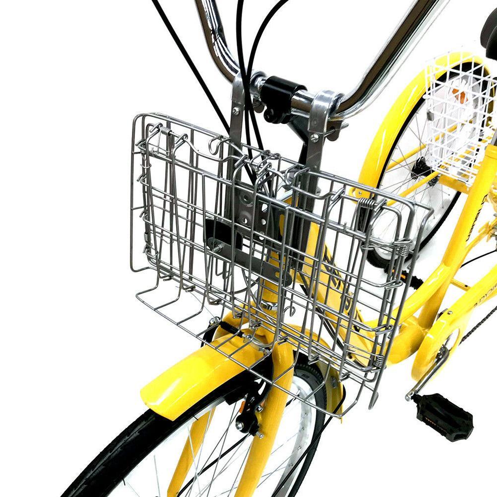 """26"""" 7-Speed Tricycle Trike Bike"""