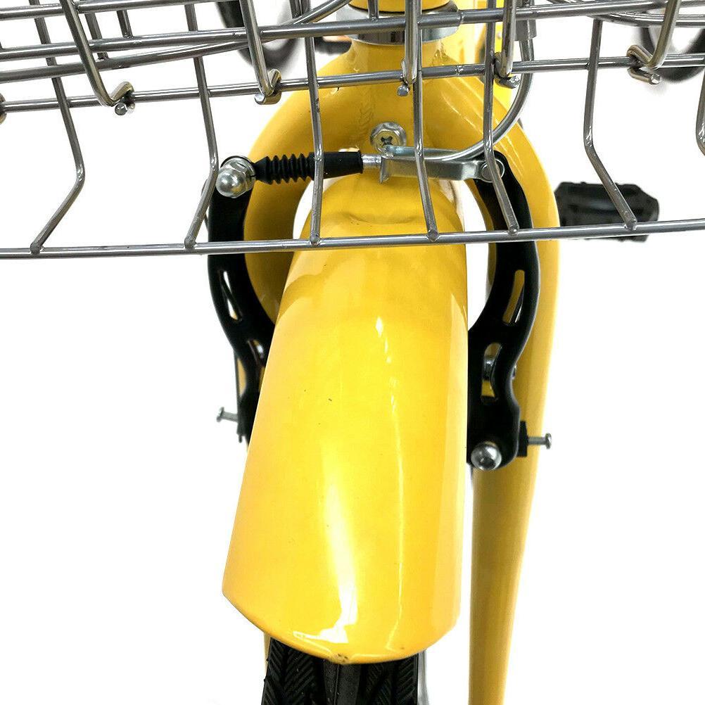Tricycle Bike Cruise Double Basket