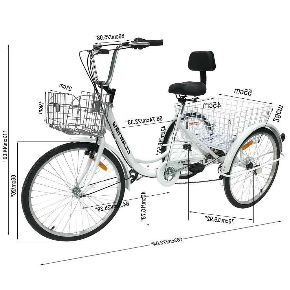 Tricycle Trike Bicycle Bike Cruise