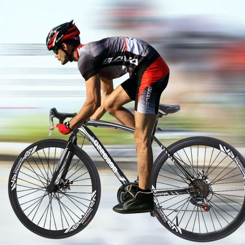 26in Folding Mountain Bike Shimanos Speed Full Suspension MTB Bikes