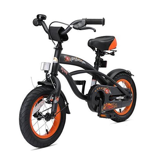d6501917061 BIKESTAR Original Premium Safety Sport Kids Bike with sidest. BIKESTAR  Sport Bike with sidestand and Accessories ...