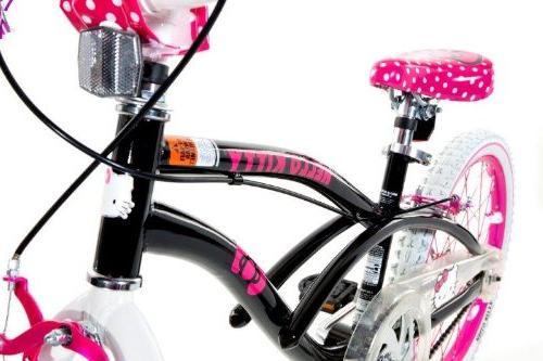 Hello Bike, Black/Pink/White
