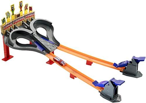 Hot Blastway Track Set