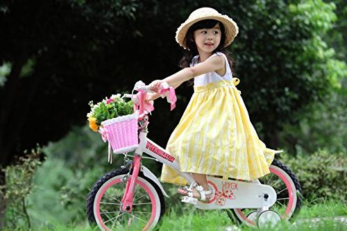 Jenny Pink 14 Kid's Bicycle