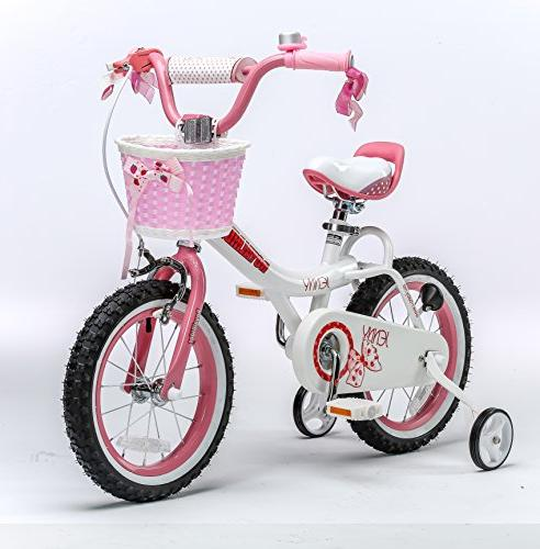 Jenny Pink 14 inch Kid's Bicycle