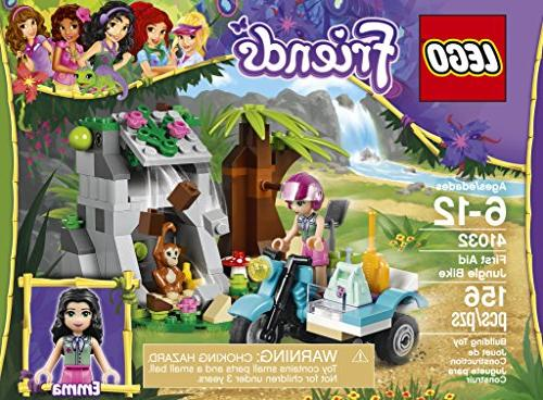 LEGO Jungle Bike Set