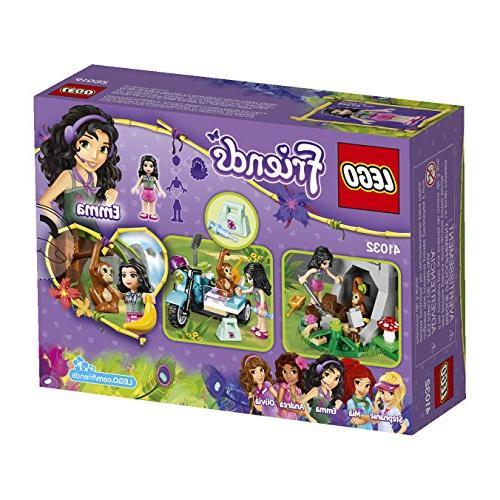 LEGO First Aid Jungle Bike 41032 Set