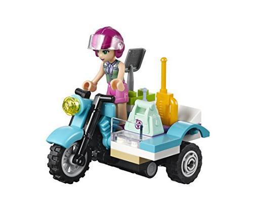 LEGO Aid Jungle Bike Set