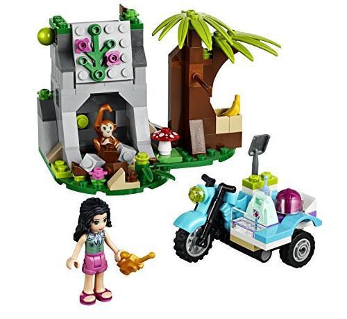 LEGO First Aid Jungle 41032 Set