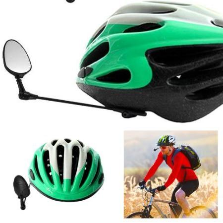 Life On Bicycle 360 Degree Adjustable Rearview Bicycle Helme