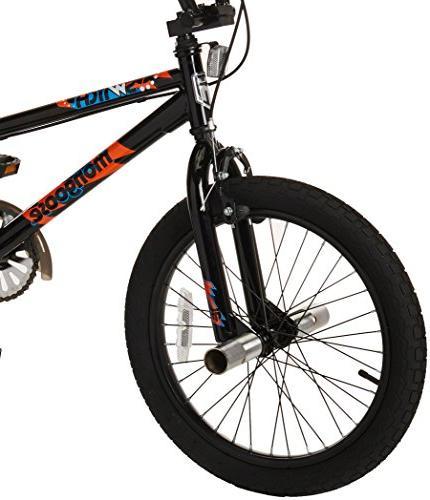 Mongoose Switch BMX Bike with Wheels,