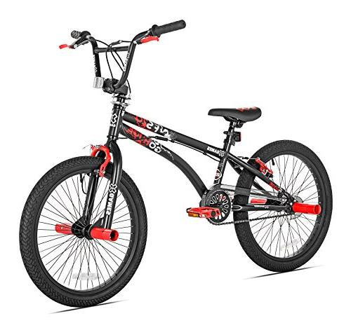 X-Games Bicycle, 20-Inch, Red