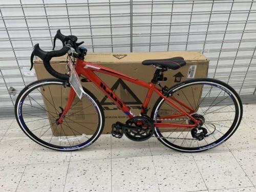42930935646 Fuji Ace 650 Youth Road Bike 2x7-speed Red/Blue