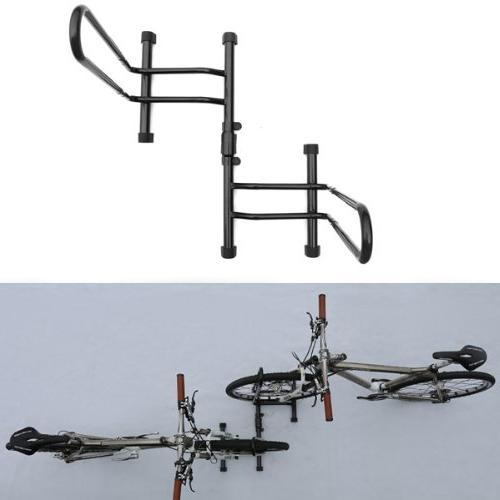 CyclingDeal Adjustable 6 Floor Parking Rack Stand Bicycle