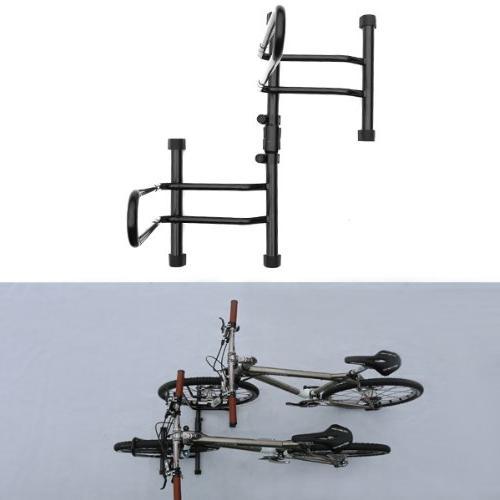 CyclingDeal Adjustable Bike Floor Parking Stand