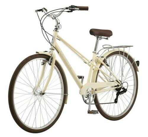 admiral hybrid bike 7 speeds 700c wheels
