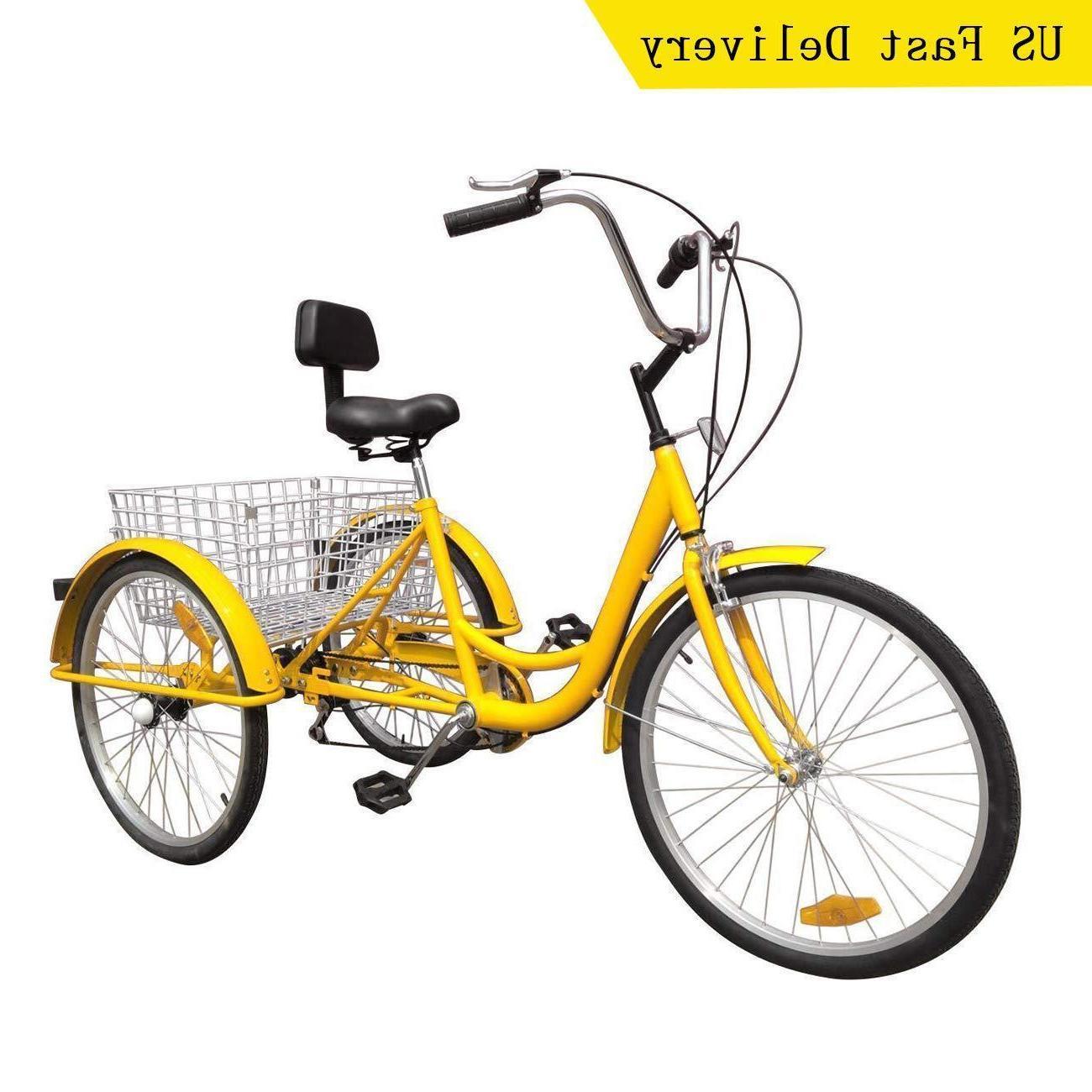 7-Speed Adult Bike Cruise