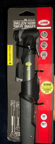 Bell Air Attack High Volume Bicycle Pump Air Attack 350