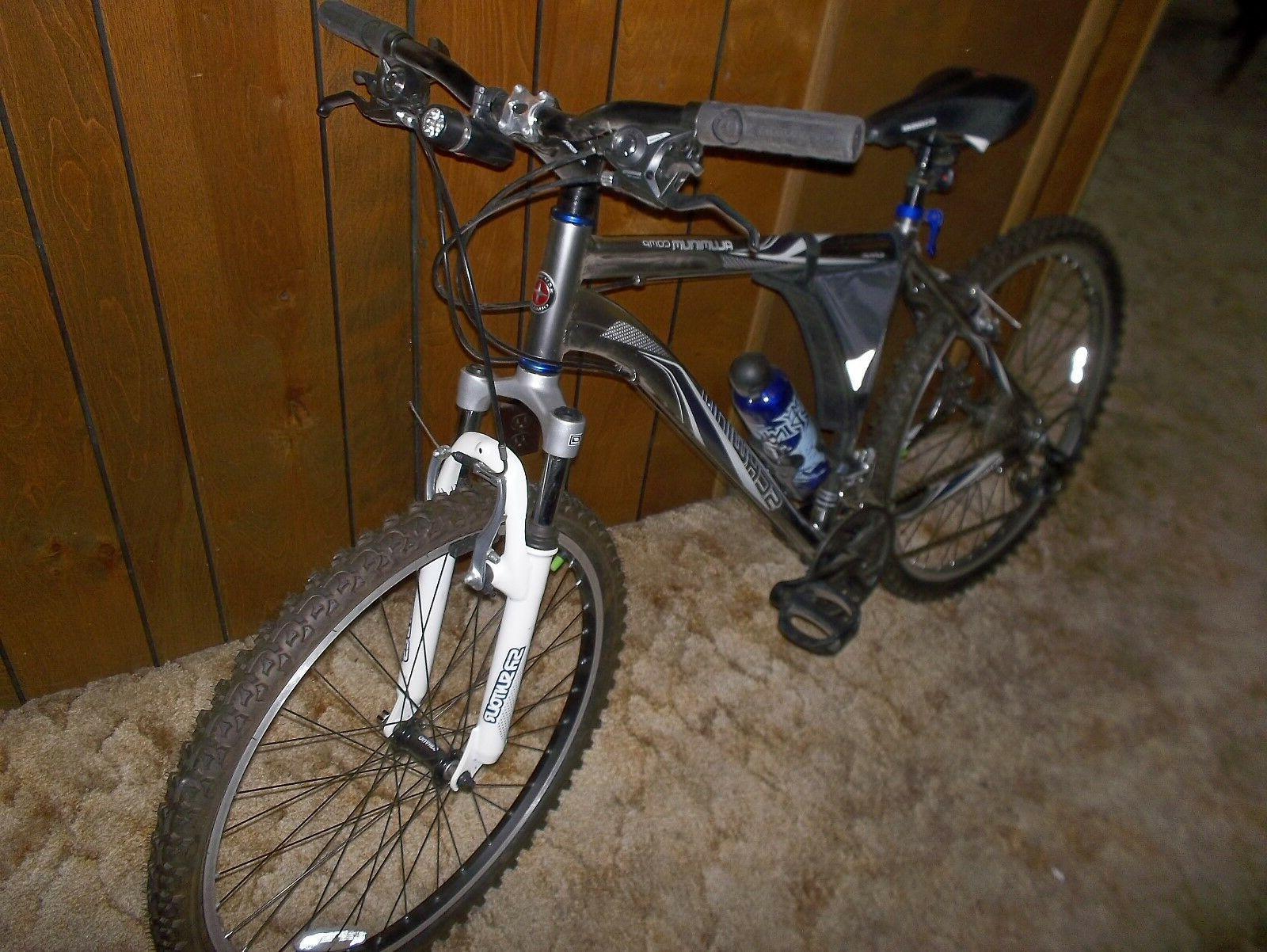 """Schwinn Aluminum Comp 26"""" Men's All-Terrain Bike Aluminum Fr"""