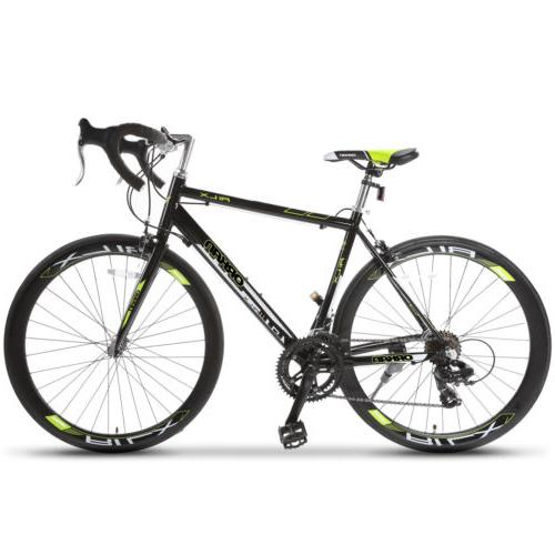 Racing Bicycle Shimano 700C X 54C Road Bike 14 Speed Aluminu