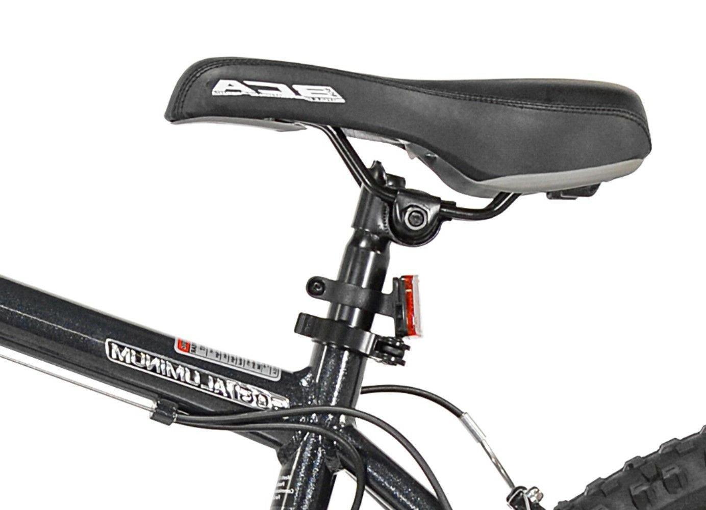 Aluminum 21 speed Gray Men Bicycle Brake Shimano New!