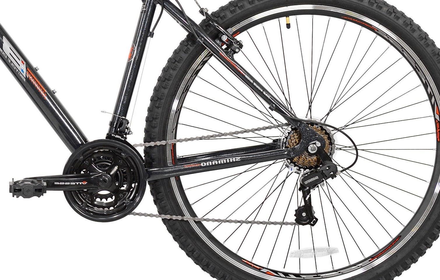 Aluminum 21 Bicycle Disc New!