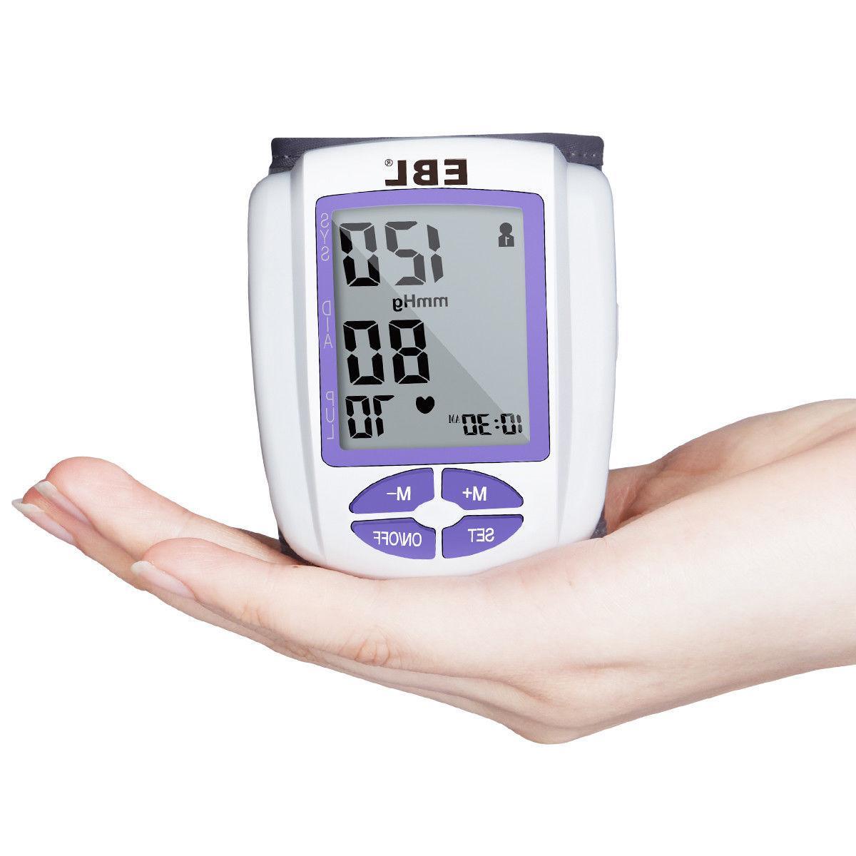 Automatic Wrist Pressure Machine Home Test