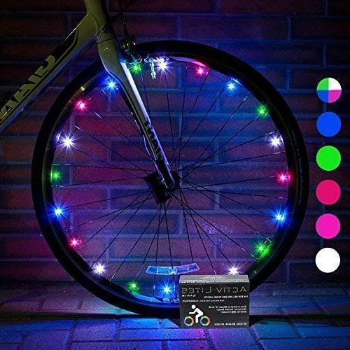 awesome bicycle wheel lights 2