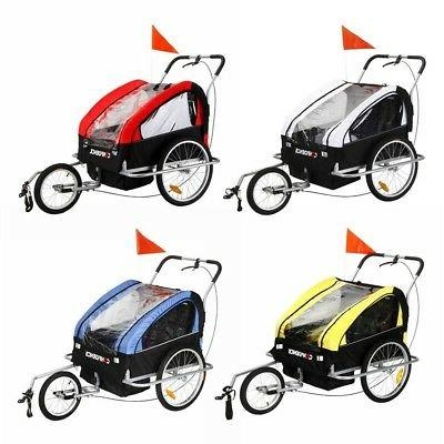 Confidence Baby/Child/Kids Bicycle Bike Trailer /Jogger /Str